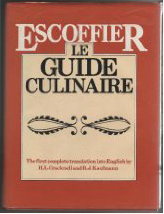 Le Guide Culinaire by Auguste Escoffier